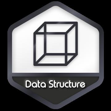 数据结构入门勋章